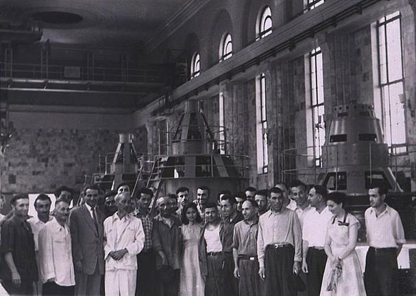 Nhung buc anh khi Chu tich Ho Chi Minh tham Armenia-Hinh-4
