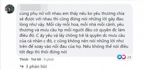 Hoa hau Phuong Le chi ra su that vo Hoang Anh qua ao tuong ban than-Hinh-3