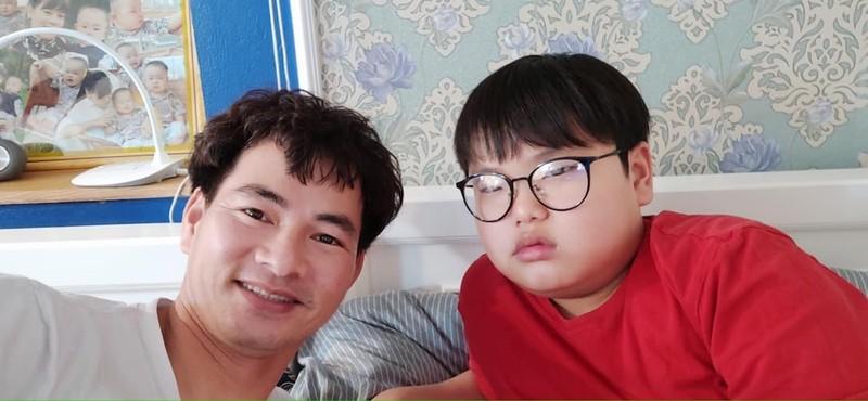 Man tai xuat cua con trai Xuan Bac