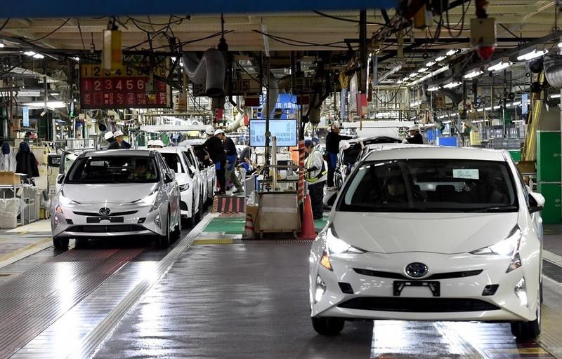 Toyota dau tu gan 2 ty USD phat trien xe hybrid