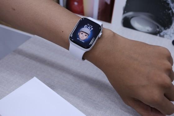 Apple Watch Series 6 da co mat tai Viet Nam
