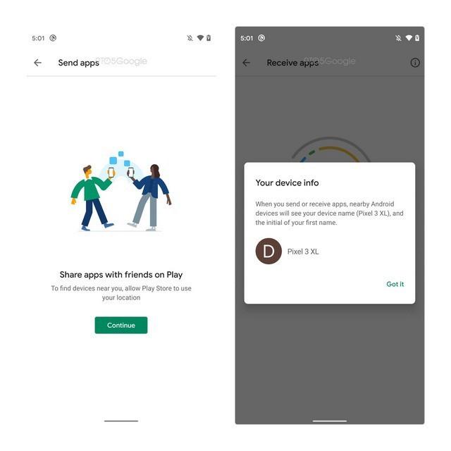 Google som cho phep nguoi dung gui va nhan ung dung-Hinh-3