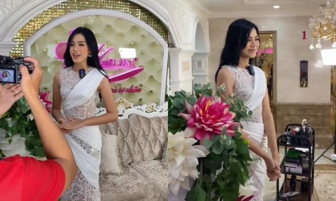 Can canh nhan sac cua dan Hoa hau Viet Nam