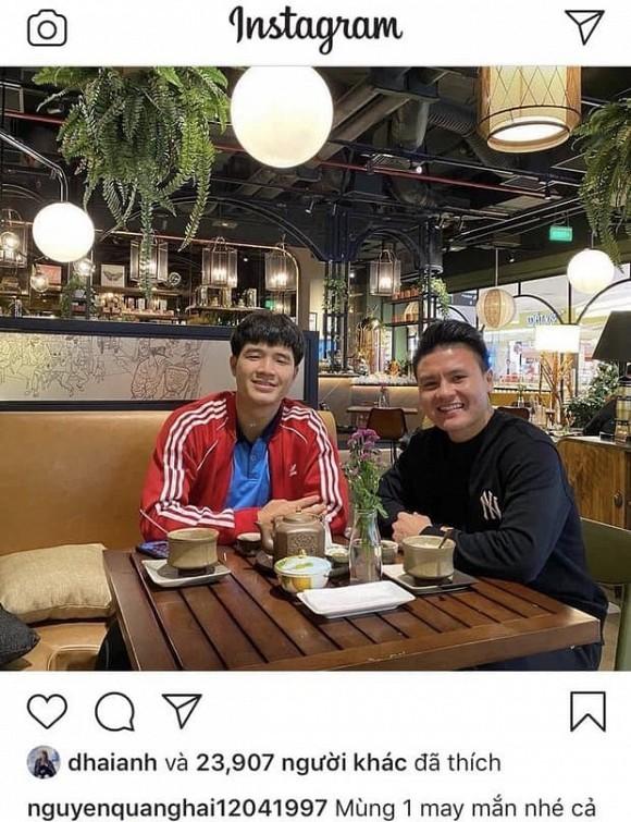Quang Hai tha tim duoi anh gai la sau khi chia tay Huynh Anh-Hinh-6