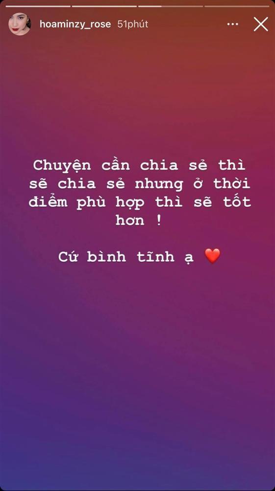 Pha Le vo tinh lam lo chuyen Hoa Minzy sinh con?-Hinh-2