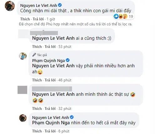 Phan ung cua Quynh Nga khi duoc Viet Anh tha thinh-Hinh-2
