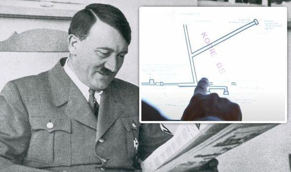 Cach trum phat xit Hitler da tron thoat