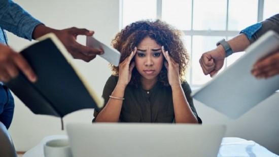 7 tin hieu canh bao ban dang bi stress
