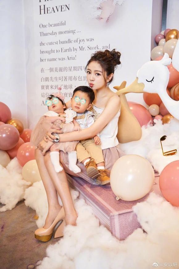 An Di Hien bo hang ty dong mo tiec mung cho con gai-Hinh-2