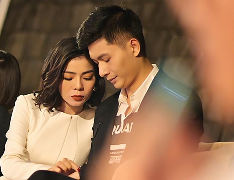 Le Quyen gui trai tim hoa hong toi Lam Bao Chau-Hinh-5