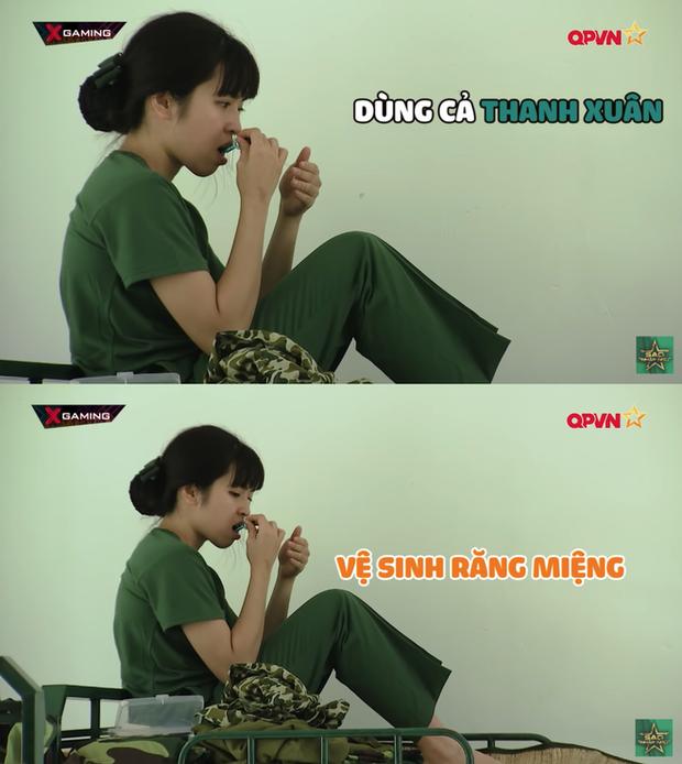 Nhan sac Khanh Van khong phan son co dep nhu anh song ao?-Hinh-4