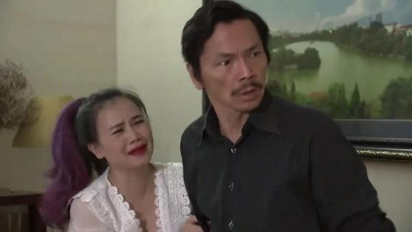 Hoang Yen: Nu dien vien hai duy nhat tu tin voi chuyen 4 doi chong-Hinh-2