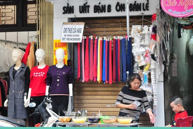 Hang loat cua hang khu kinh doanh dat do bac nhat Thu do dong cua-Hinh-2