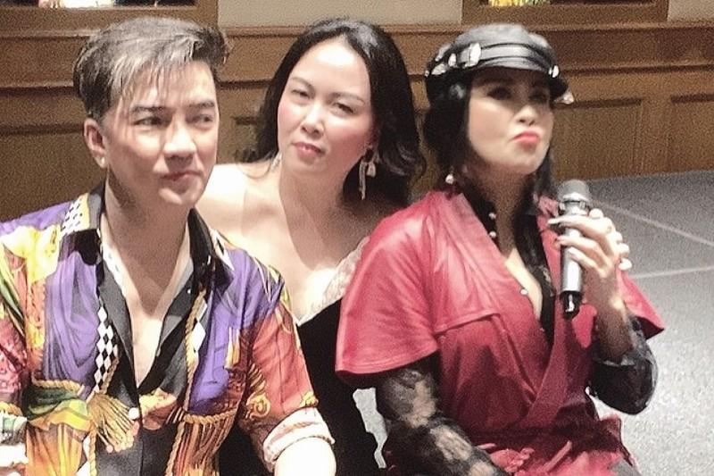 Gap Thanh Lam sau tuyen bo cach mat, thai do Dam Vinh Hung ra sao?-Hinh-3