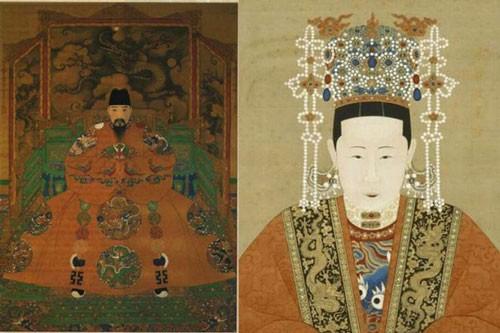 Kham pha vi Hoang de Trung Hoa suot doi mot vo mot chong