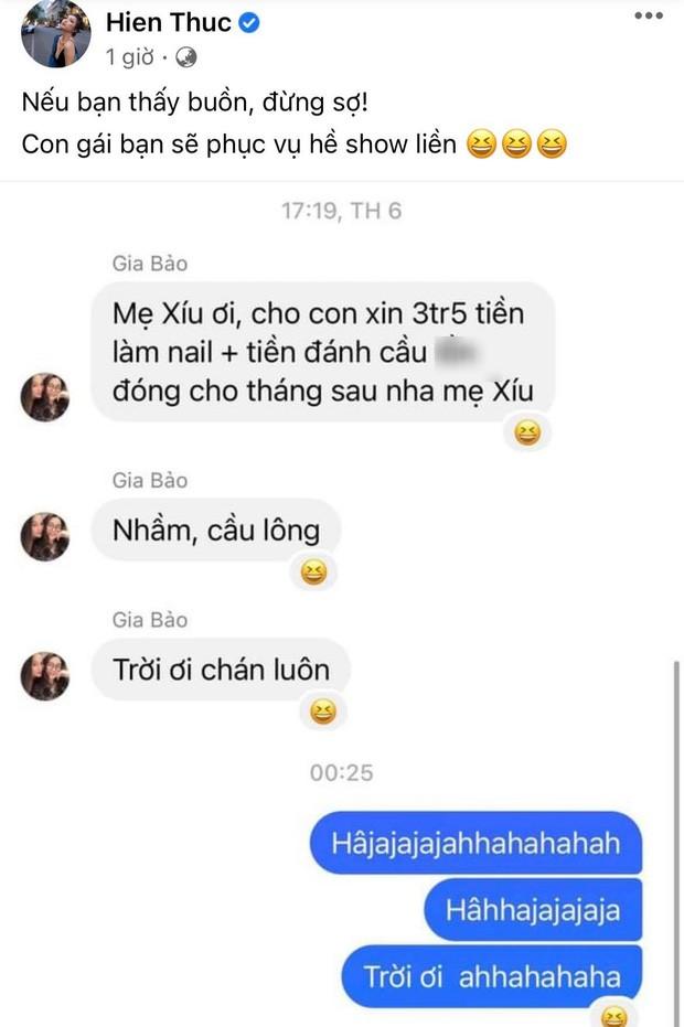 Me con Hien Thuc bi chi trich vi tin nhan nhay cam da noi gi?