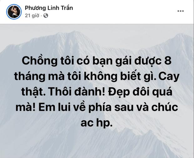 Phuong Linh bat ngo to chong len lut co ban gai