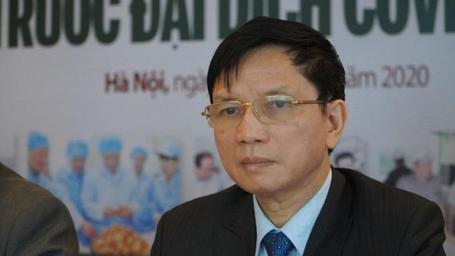 Ga thai sieu re Trung Quoc chay vao Viet Nam