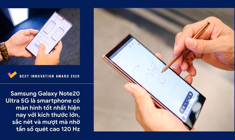 Galaxy Note20 Ultra 5G duoc binh chon la chiec smartphone tan tien nhat-Hinh-4