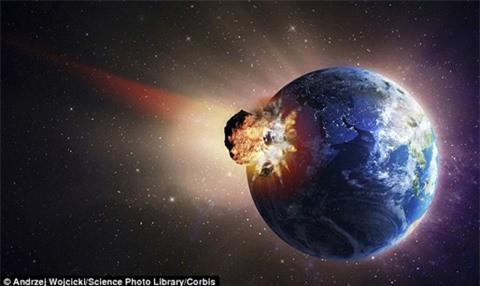Tin khoa học đề cập đến nguyên do của những trận mưa kim loại xuất hiện thời đầu khi trái đất mới được hình thành