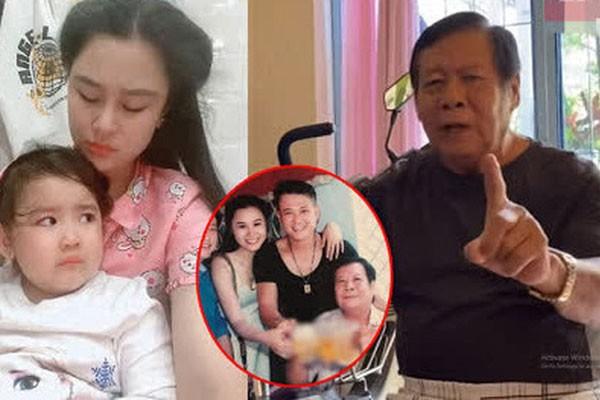 Vo Van Quang Long tiet lo thai do cua bo chong voi chau noi