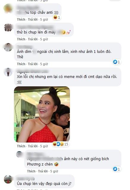 Hoang Thuy Linh make-up sen sua trong anh dim hang-Hinh-6