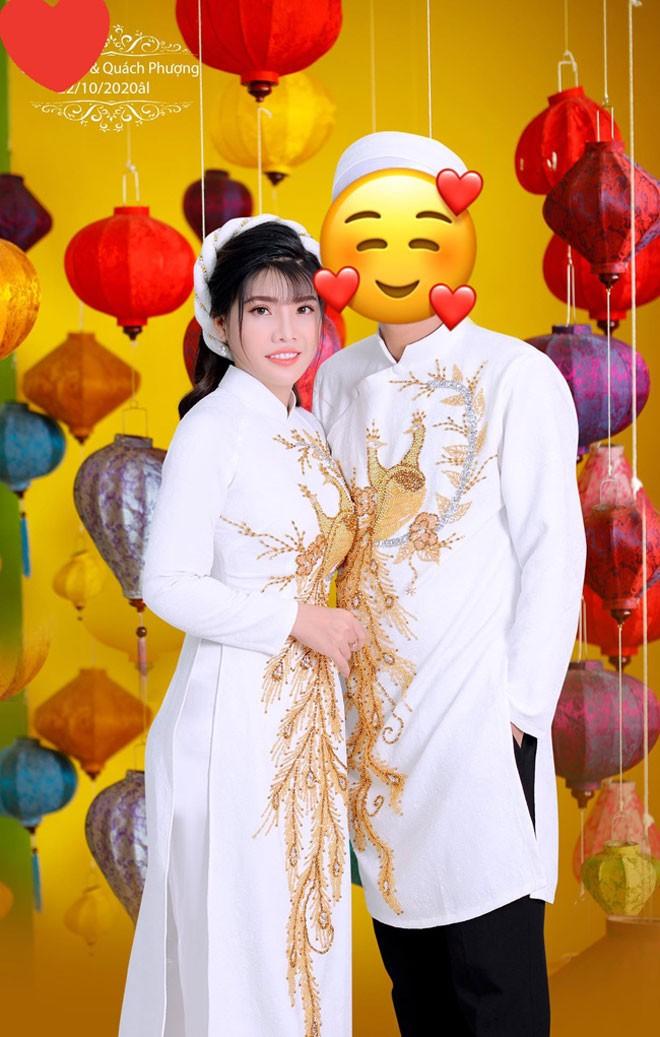 Moi lay chong 1 thang, Phuong Thi No da co bau hon 3 thang