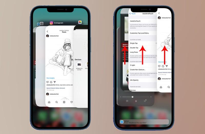 Thủ thuật - Tiện ích - Cách thoát nhiều ứng dụng cùng lúc trên iPhone trong 'nháy mắt' (Hình 5).
