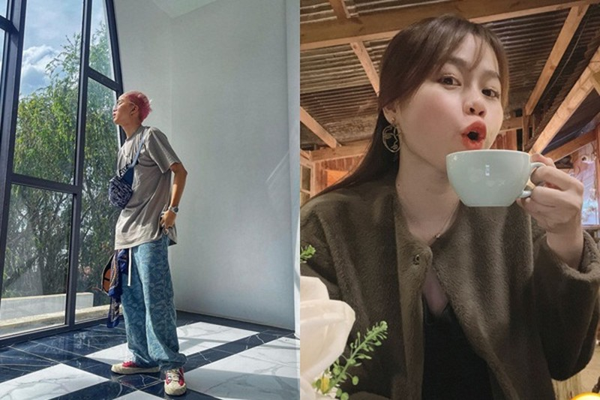Ban gai cu Quang Hai mac ao in hinh R.Tee ?-Hinh-5