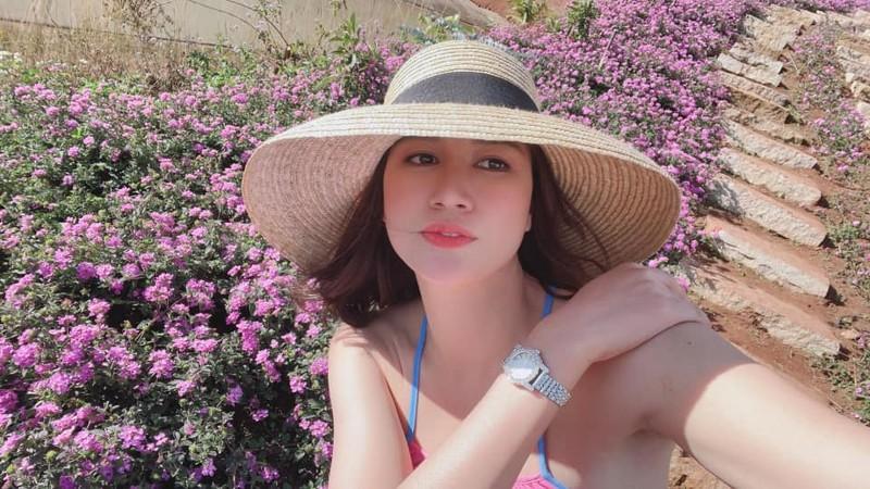 Bi nhan tin cua cam, Trang Tran phan hoi vua nhanh vua chat-Hinh-2