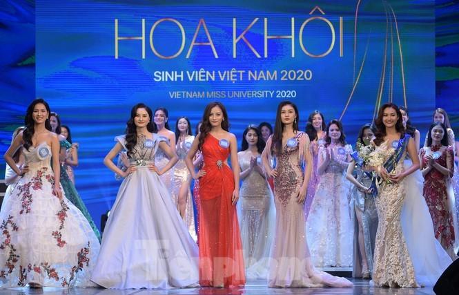 Nu sinh DH Nam Can Tho dang quang Hoa khoi Sinh vien Viet Nam-Hinh-18