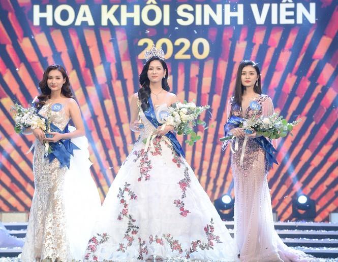 Nu sinh DH Nam Can Tho dang quang Hoa khoi Sinh vien Viet Nam-Hinh-23