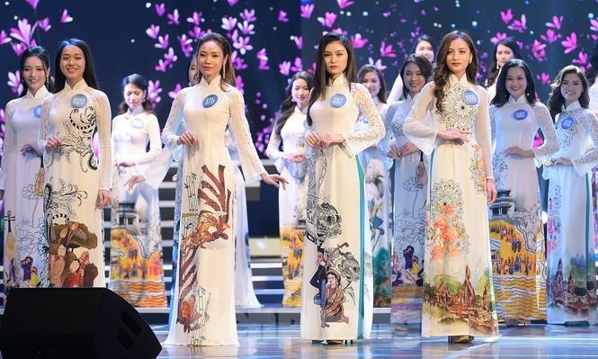 Nu sinh DH Nam Can Tho dang quang Hoa khoi Sinh vien Viet Nam-Hinh-3