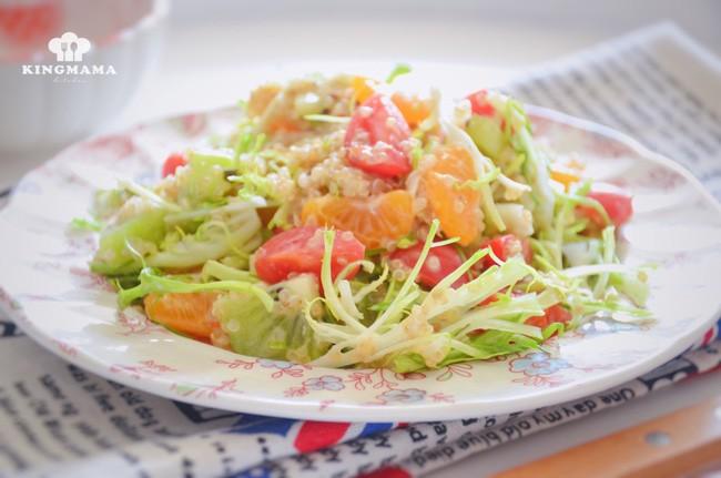 Chi em hay an mon salad than thanh nay de giam can cap toc-Hinh-2