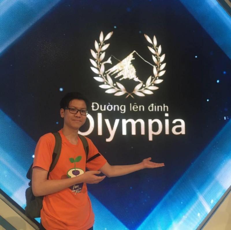 Thi sinh tung lam khan gia o vong chung ket Olympia-Hinh-2