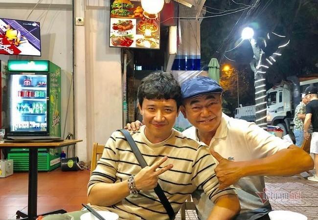 Cuoc song o tro, khong vo con cua NSND Viet Anh-Hinh-7