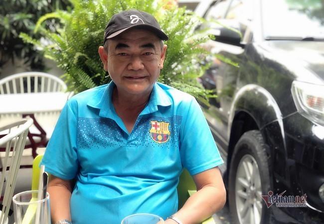 Cuoc song o tro, khong vo con cua NSND Viet Anh