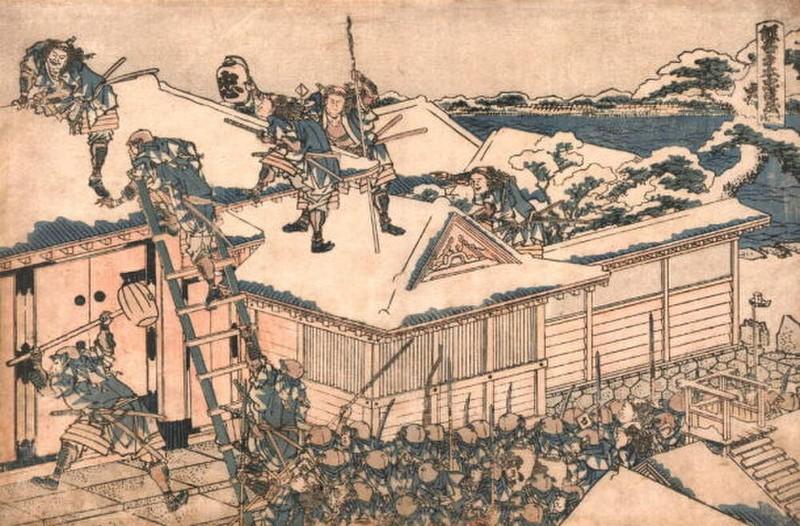 Huyen thoai 47 Samurai ve viec tra thu va tu tu tap the-Hinh-2
