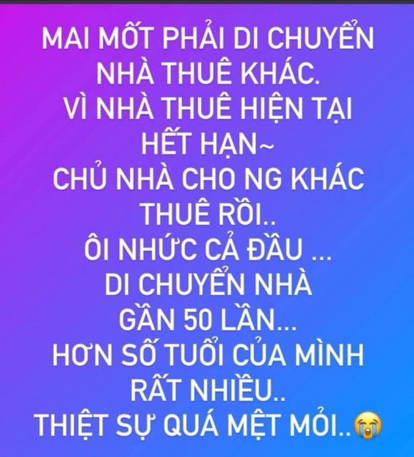 Hari Won than met khi mot minh don nha thue-Hinh-2
