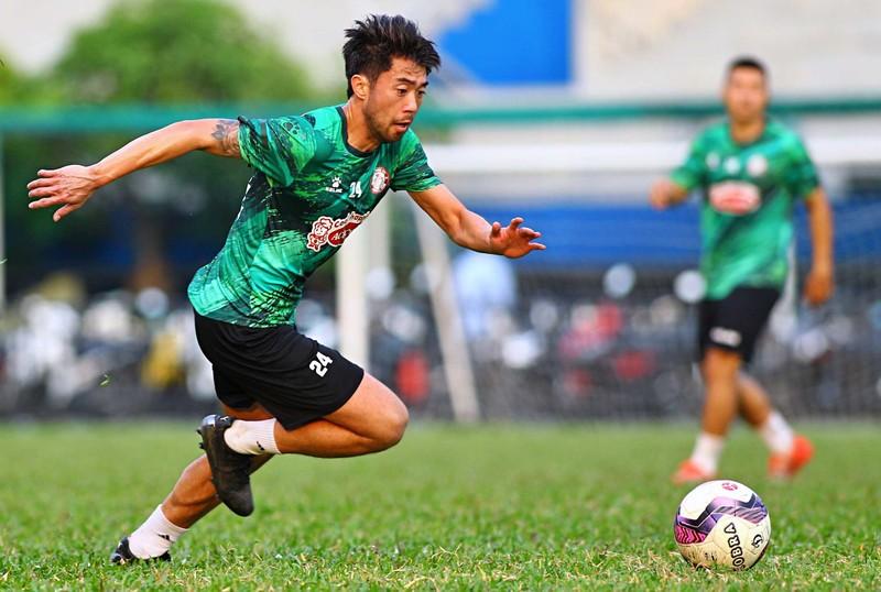V.League 2021: FIFA dong y cho Van Lam toi Cerezo Osaka-Hinh-5