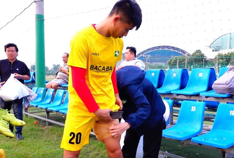 V.League 2021: FIFA dong y cho Van Lam toi Cerezo Osaka-Hinh-6