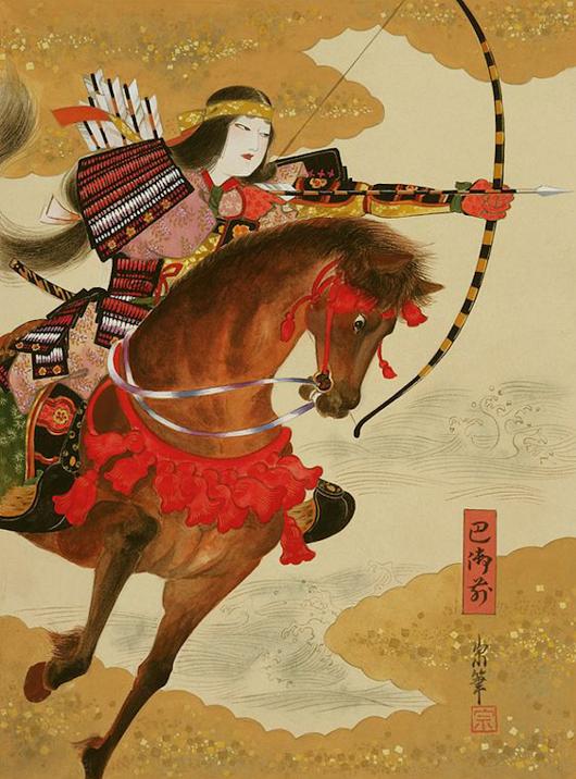 Bi mat ve nhung nu chien binh huyen thoai samurai Nhat Ban-Hinh-2