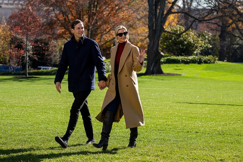 Can nha cu cua vo chong Ivanka Trump tang gia thue len 18.000 USD/thang