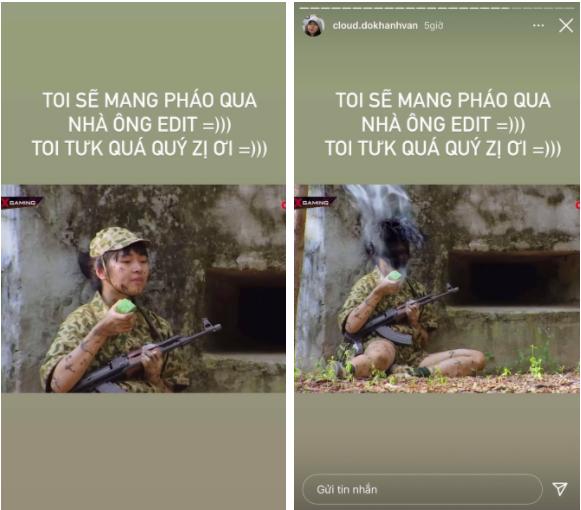 Khanh Van reaction chi tiet hot Sao Nhap Ngu