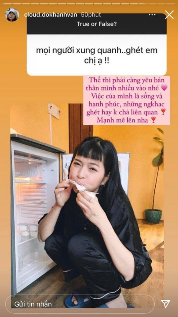 Dong thai cua Do Khanh Van sau on ao group anti-fan da sap