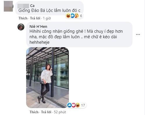 H'Hen Nie goi Dao Ba Loc la