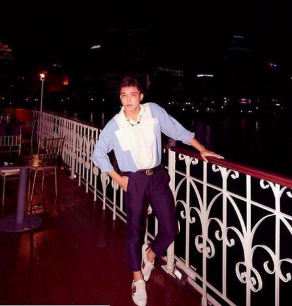 Khoe anh gia dinh nhung em trai Hoa Minzy lai chiem tron spotlight-Hinh-2