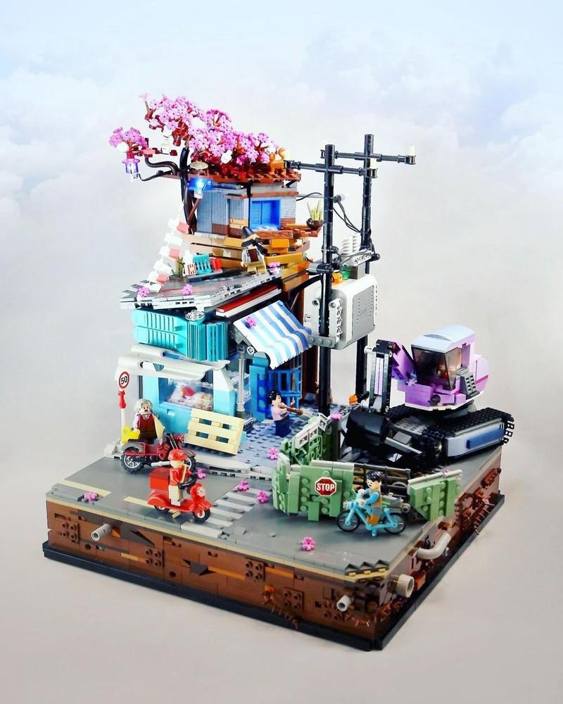 Mam co Tet bang Lego cua anh chang o TP.HCM-Hinh-9