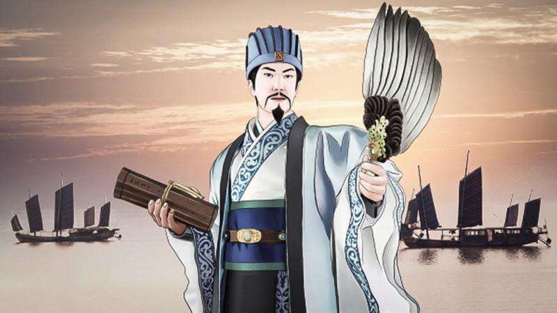 Phong thu chua ca gia tai ve cach day con chau cua Gia Cat Luong-Hinh-2