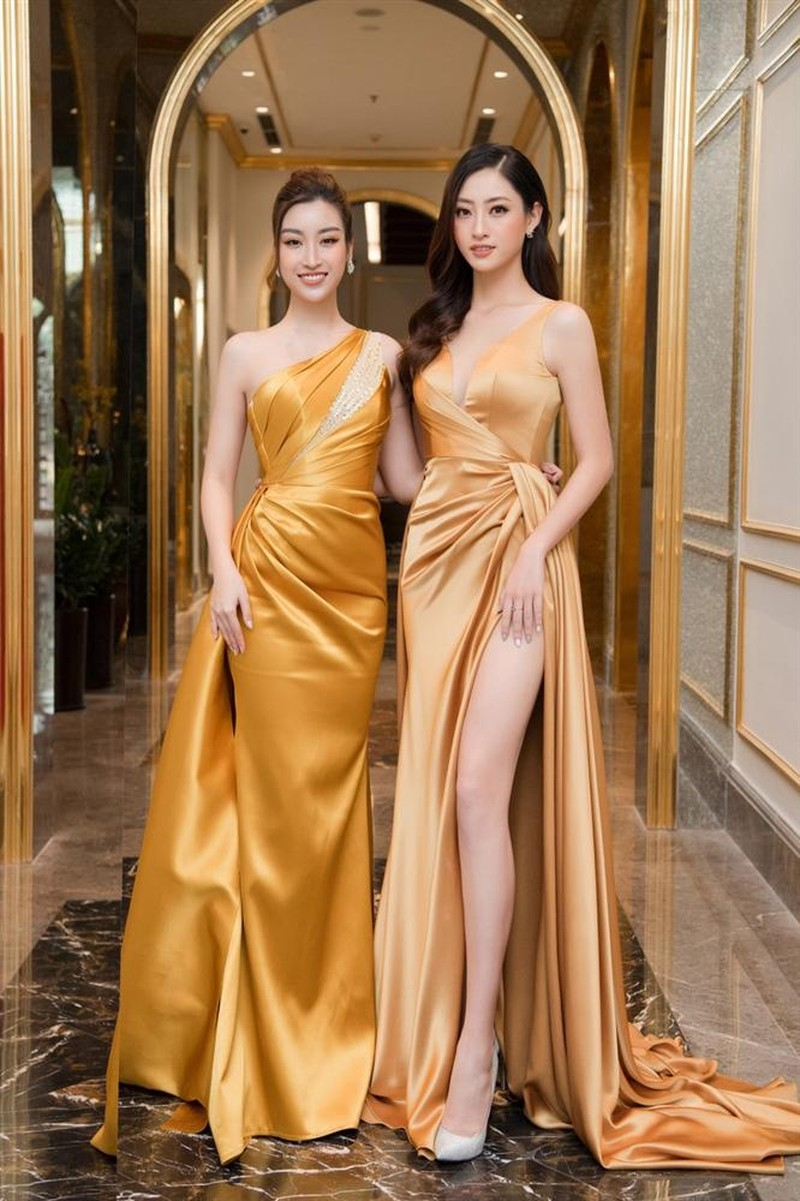 Luong Thuy Linh giong het